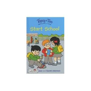 Topsy and Tim Start School