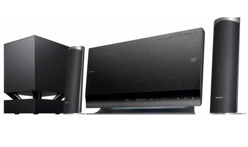 Sony BDVL600 2.1 Heimkino-System (350 W, HDMI, WLAN) schwarz