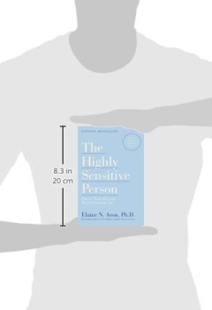 Livres Couvertures de The Highly Sensitive Person: How to Thrive When the World Overwhelms You