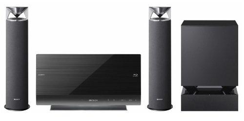 Sony BDV-L800 2.1 Blu-ray Heimkinosystem (3D, Full-HD, Upscaler 1080p, Xvid HD 1080) schwarz
