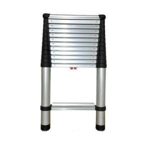 Telesteps-1600-250-Pound-Duty-Rating-Aluminum-Telescoping-Extension-Ladder-12-12-Foot