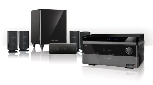 Harman Kardon HD Movie 20 MK II Heimkinosystem mit 3D Blu-ray Player