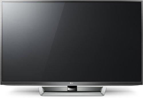 LG 50PM670S 127 cm (50 Zoll) 3D Plasma-Fernseher, Energieeffizienzklasse B (Full-HD, 600Hz, DVB-T/C/S, Smart TV) schwarz