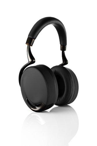 【国内正規品】PARROT Zik ワイヤレスヘッドフォン ゴールドコレクション ブラックゴールド PF560141