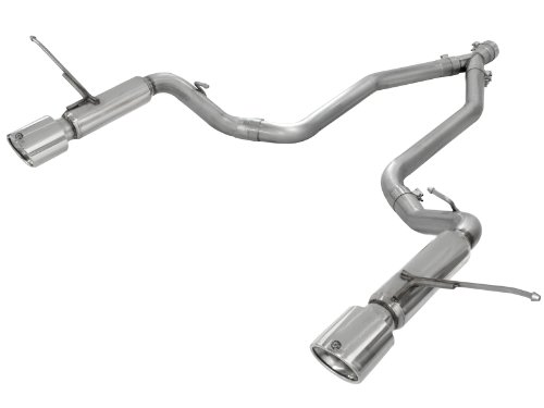 exhaust muffler assembly 2009 2010 2011 2012 ford escape 2 5 3 0l eng resonator automotive