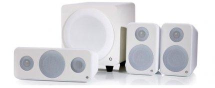 Monitor Audio Vector 5.1 Set - weiß hochglanz