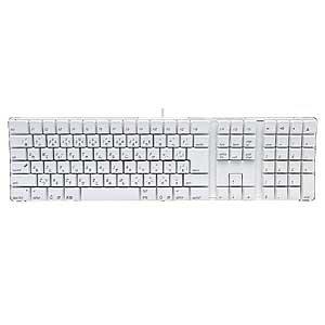 【サンワサプライ】Apple eMac、iMac、Power Mac G5デスクトップ用キーボードカバー FA-TEMAC