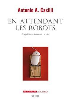 Livres Couvertures de En attendant les robots