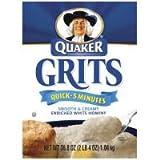 Quaker Quick Grits - 2 lbs 4oz