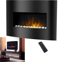 Best Price Prolectrix Balmoral Electric Fireplace Heater W Remote