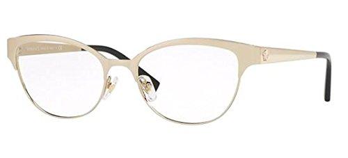 Versace – VE 1240,Schmetterling Metall Damenbrillen