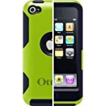 OtterBox Commuter Case for iPod Touch 4th Gen (Grey/Green) for $22.81 + Shipping