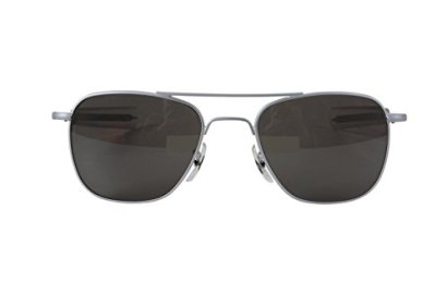 American-Optical-Original-Pilot-Eyewear-52mm-Frame-with-Bayonet-Temples