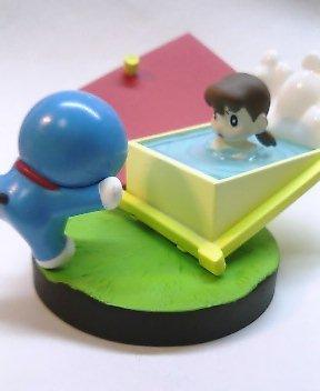 「お風呂大好き、しずかちゃん」