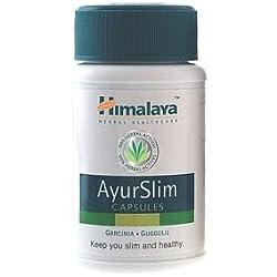 Himalaya Ayurslim Help Lose Weight Naturally 60 Capsule(pack of 5)
