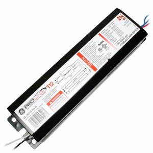 Ge Ge 260 Is Mv N T12 Fluorescent Ballast