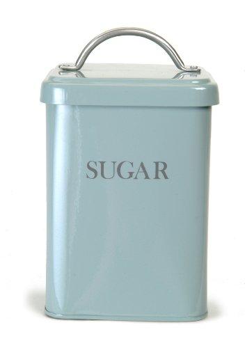 Garden Trading Sugar Canister, Shutter Blue