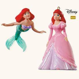Ariel's Dream 2008 Hallmark Ornament