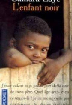 Livres Couvertures de L'Enfant Noir