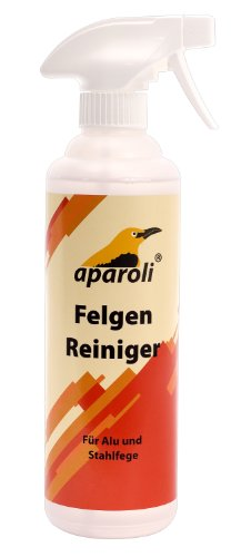Aparoli 840144 Felgen - Reiniger/Pflege 500 ml