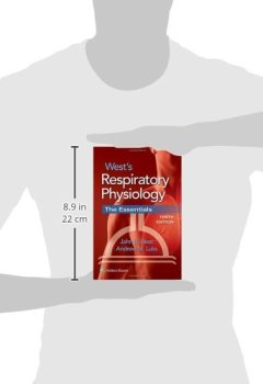 Livres Couvertures de West's Respiratory Physiology: The Essentials