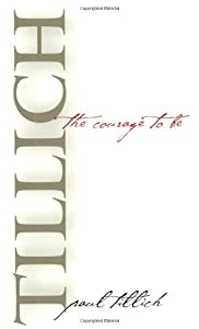 "Cover of ""The Courage to Be"""