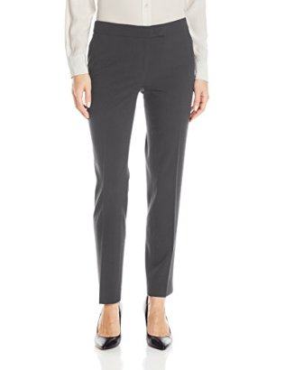 Anne-Klein-Womens-Slim-Leg-Pant