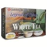 Legends of China Organic White Tea 100 Bags