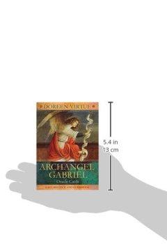 Livres Couvertures de Archangel Gabriel : Oracle Cards