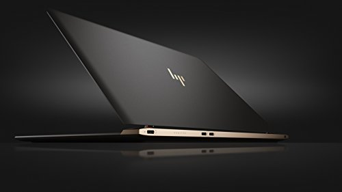 "HP Spectre 13-v003nl Notebook, Intel Core i5-6200U, RAM 8 GB, SSD 256 GB PCIe, Display WLED 13.3"", Argento Cenere Scuro"
