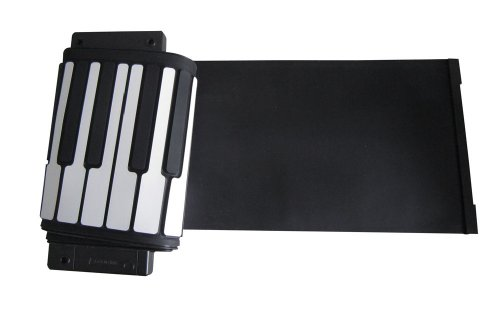Portable Roll-up Piano Thick Padded 61 Keys - Musical Instruments