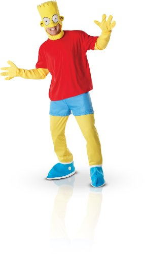Simpsons Bart costumes