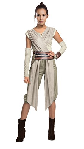 star wars women costumes - Star Wars 7 Rey costume