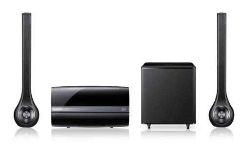 Samsung HT-ES6200 2.1 Blu-ray-Heimkinosystem (400 Watt, WiFi) schwarz