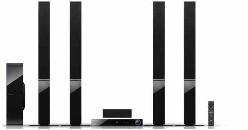 Pioneer BCS-717 5.1 Blu-ray Heimkinosystem (3D, HDMI, DLNA, 1.5 Streaming-Client, WiFi, Apple iPod Dock, USB 2.0) schwarz