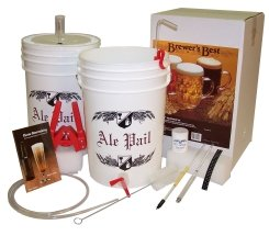 Beer Making Starter Kit With Ingredients Raccoon 89 Top