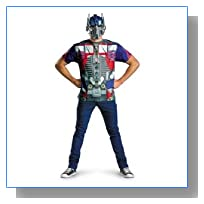 Optimus Prime Alternative Costume Adult Size 42-46