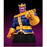 2012 Sdcc San Diego Comic Con Exclusive Gentle Giant Thanos Mini Bust Sold Out! フィギュア おもちゃ 人形 (並行輸入)