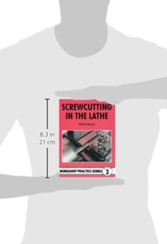 Livres Couvertures de Screw-Cutting in the Lathe