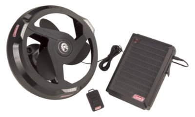 Coleman Tent Power System With Fan