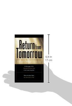 Livres Couvertures de Return from Tomorrow