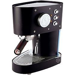 illycaffè X3 ESE - Máquina de café de monodosis, color negro