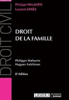Livres Couvertures de Droit De La Famille