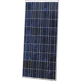 RV Solar Panels - 123 Watt