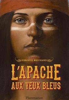 Livres Couvertures de L'Apache Aux Yeux Bleus