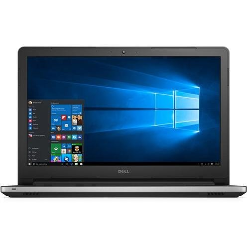 Dell Inspiron 15 5000 Series FHD 15.6 Inch Touchscreen Laptop (Intel Core i7 5500U, 8 GB RAM, 1 TB HDD, Silver) with MaxxAudio