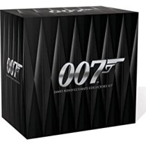 James Bond Ultimate Collector Set