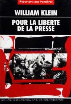 Livres Couvertures de REPORTERS SANS FRONTIERES - WILLIAM KLEIN - POUR LA LIBERTE DE LA PRESSE - WIN TIN - BIRMANIE - WIN TIN - BURMA