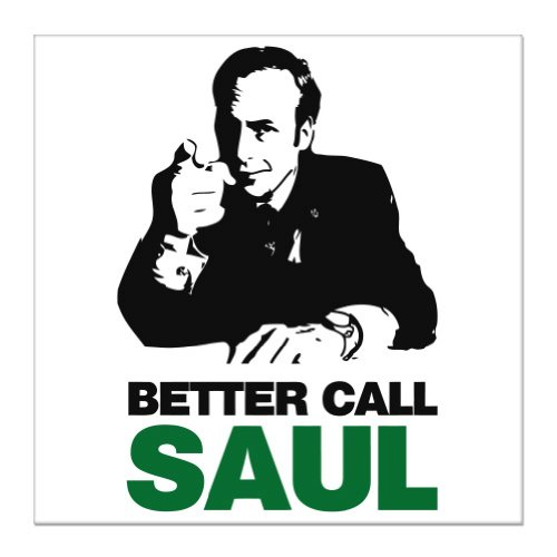 """Better Call Saul NEW Breaking Bad Car Sticker Decal 4"""""""