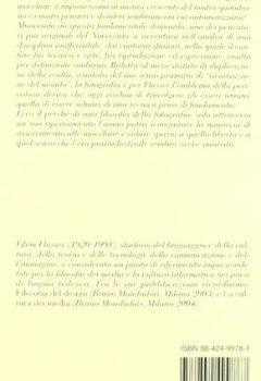 Copertina del libro di Per una filosofia della fotografia